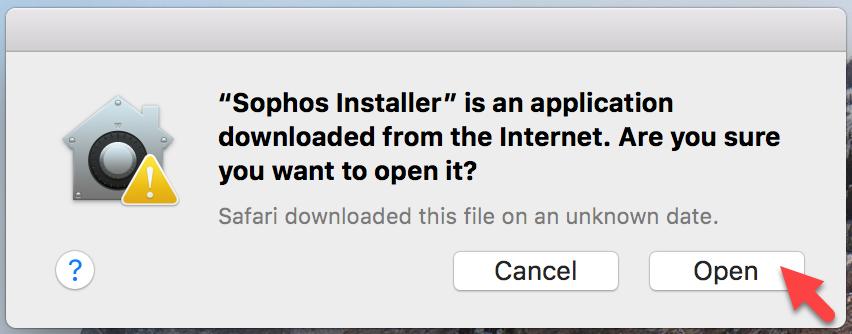 Installing Sophos Home on Mac computers – Sophos Home Help