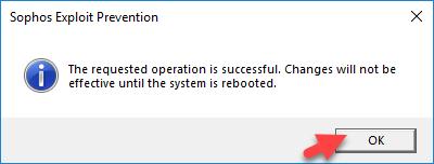 Unable to uninstall Sophos Home - Windows – Sophos Home Help